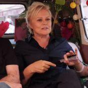 Muriel Robin se souvient de ce motard pour lequel elle avait craqué...