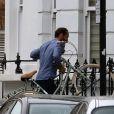 Exclusif - James Middleton à Londres le 3 août 2016.