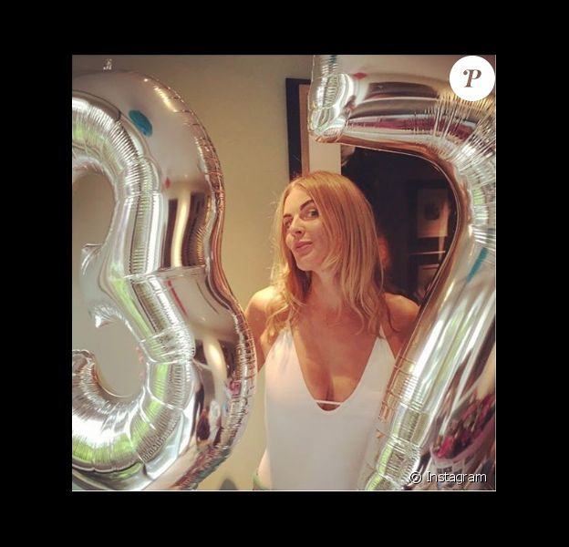 Donna Air, compagne de James Middleton, a fêté son 37e anniversaire le 2 août 2016