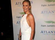REPORTAGE PHOTOS : Lindsay Lohan, Charlize Theron, Kylie Minogue, Agyness Deyn et les plus belles stars à... la plus grande sauterie people ! (réactualisé)