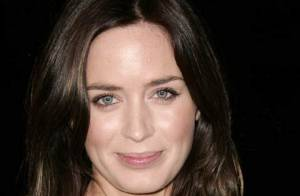 La très belle Emily Blunt... amoureuse de John Krasinski, de The Office !