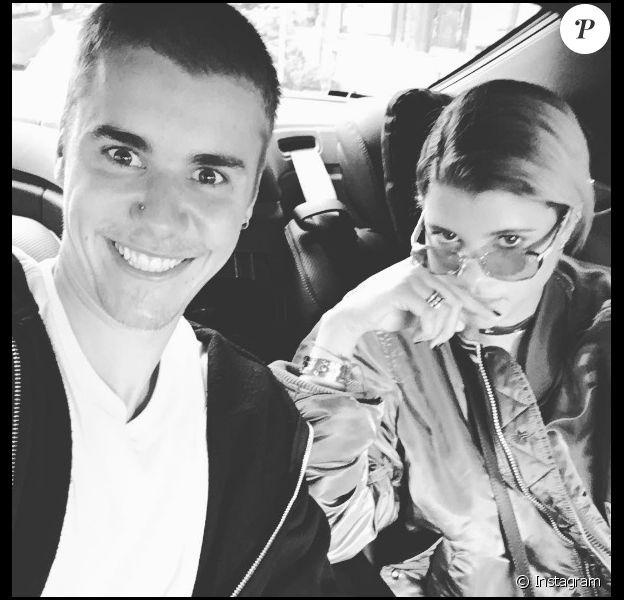 Justin Bieber et Sofia Richie en vacances au Japon (août 2016).
