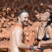 David Guetta : Vacances torrides à Ibiza avec sa chérie Jessica