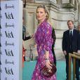 Kate Moss à Londres. Le 22 juin 2016.