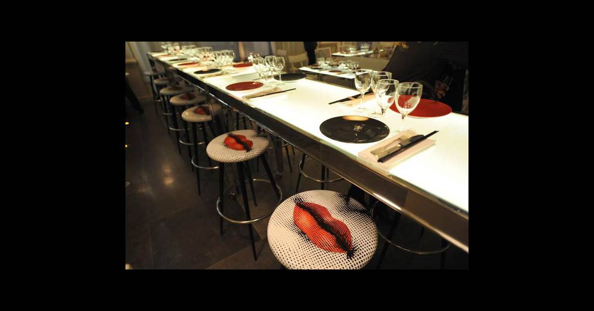 Chez bon le restaurant de philippe starck rue de la pompe - La cuisine de philippe menu ...