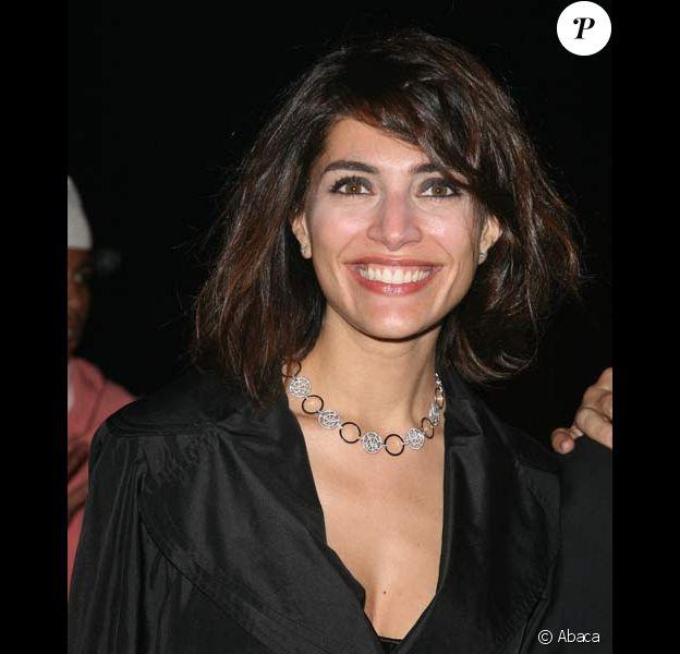 Caterina Murino à la soirée Dior. Festival de Marrakech, le 21/11/08