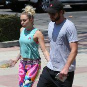 Miley Cyrus et Liam Hemsworth : Promenade amoureuse et mystérieuse alliance...