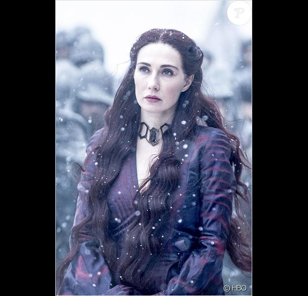 Carice Van Houten dans Game of Thrones