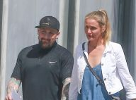 Cameron Diaz : Anniversaire gourmand avec son mari Benji et sa copine Gwyneth