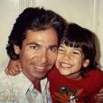 Rob Kardashian a publié une photo de lui avec son défunt papa, le célèbre avocat du même nom. Photo publiée sur sa page Instagram, le 2 septembre 2016