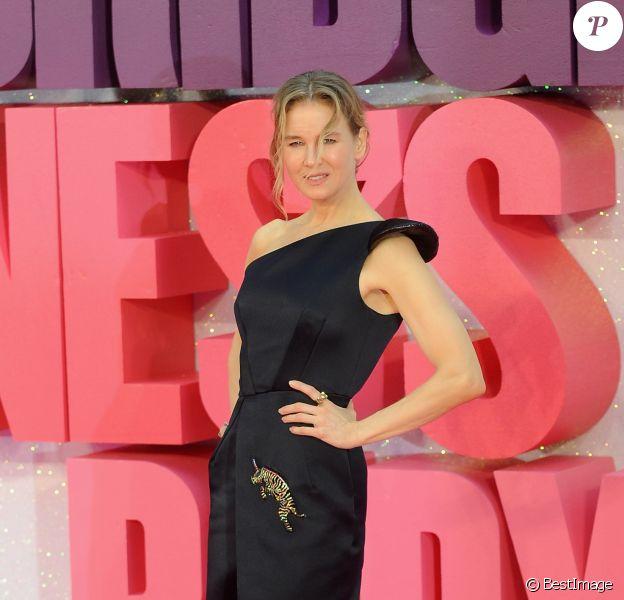 """Renée Zellweger - Avant-première mondiale du film """"Bridget Jones's Baby"""" au cinéma Odeon Leicester Square à Londres, Royaume Uni, le 5 septembre 2016."""