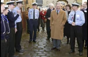 REPORTAGE PHOTOS : Le Prince Charles... on ne s'en lasse pas, quel sacré boute-en-train !