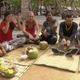 """""""Koh-Lanta, L'île au trésor"""". Sur TF1. Le 9 septembre 2016."""