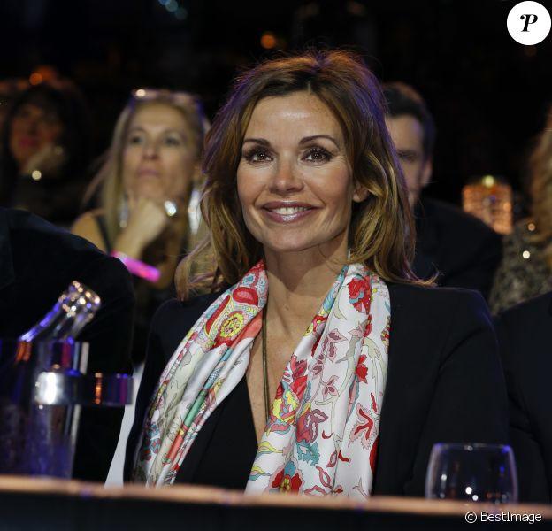 Exclusif - Ingrid Chauvin - Election Top Model Belgium 2016 au Lido à Paris le 24 janvier 2016. © Philippe Doignon/Bestimage