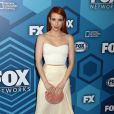 Emma Roberts à la soirée Fox Upfront 2016 à Central Park à New York le 16 mai 2016. © Nancy Kaszerman via ZUMA Wire / Bestimage