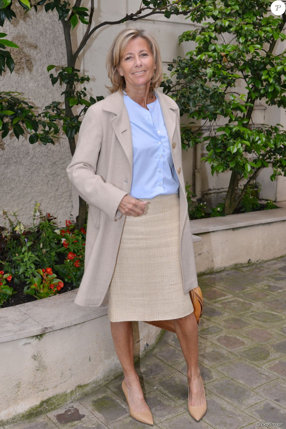 Claire Chazal Nude Photos 40