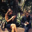 Jeremy Renner avec Laura Wasser à Los Angeles, le 1er avril 2015.