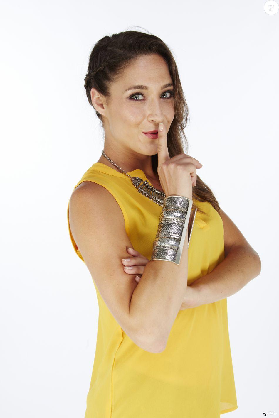 Athénaïs, candidate de Secret Story 10.