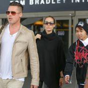Brad Pitt violent avec Maddox ? Le FBI se mêle de sa dispute avec Angelina Jolie