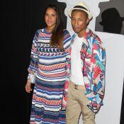 Pharrell Williams bientôt papa : Sa femme Helen, enceinte, dévoile ses rondeurs