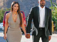 Kim Kardashian et Kanye West : Amoureux chic pour un mariage festif avec North