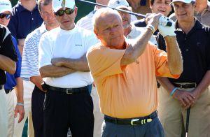 Arnold Palmer est mort : le monde du golf pleure son roi...