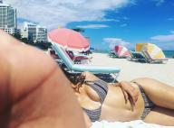 Katherine McPhee : Sexy en maillot pour un week-end au soleil