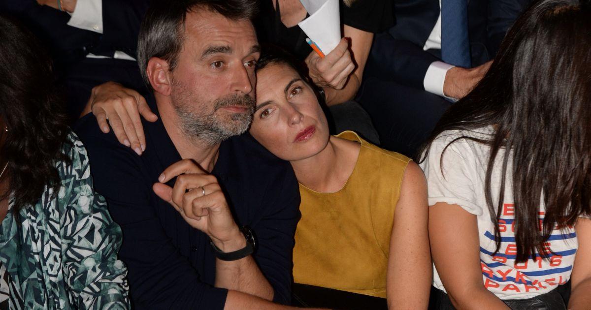 Alessandra sublet et son mari cl ment miserez soir e de - Eglantine emeye et son conjoint ...