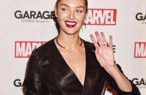 Candice Swanepoel enceinte : La bombe dévoile son gros baby bump