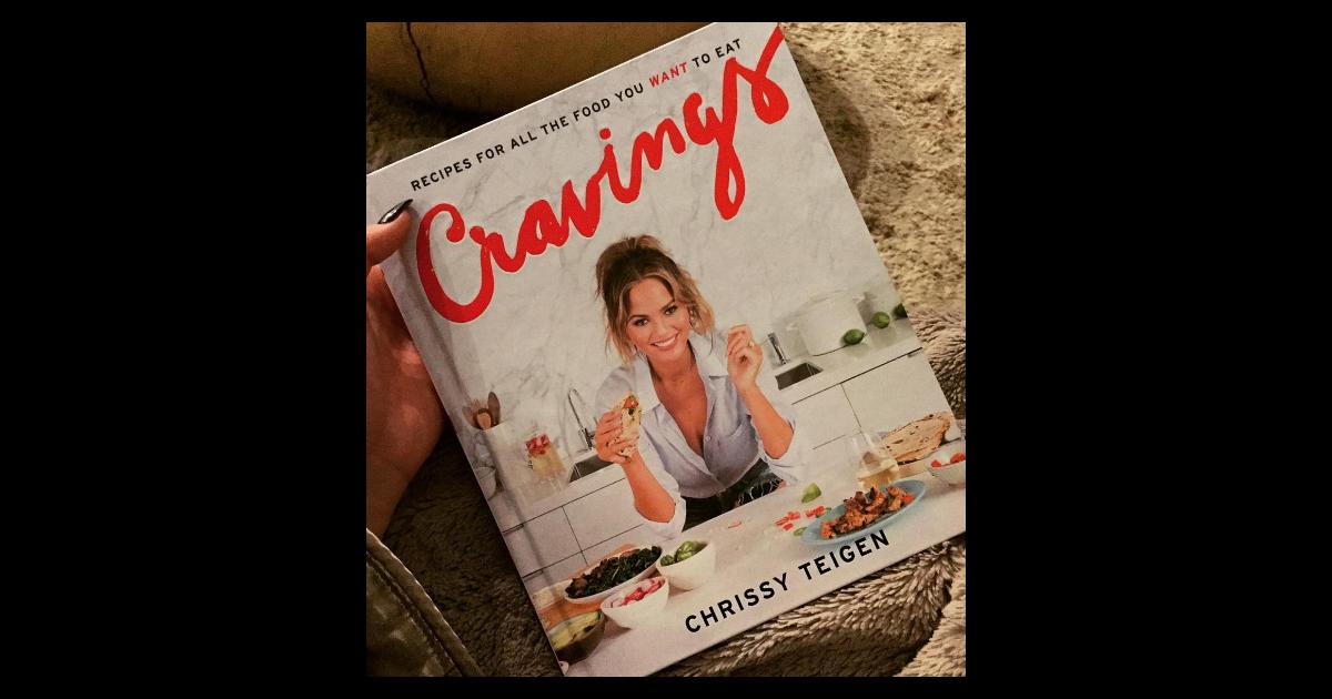 Cravings le livre de cuisine sorti cette ann e par for Les articles de cuisine