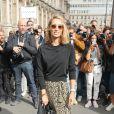 Alexandra Golovanoff - Défilé Lanvin (collection prêt-à-porter printemps-été 2017) à l'Hôtel de Ville. Paris, le 28 septembre 2016 © CVS-Veeren / Bestimage