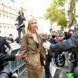 Karlie Kloss - Défilé Lanvin (collection prêt-à-porter printemps-été 2017) à l'Hôtel de Ville. Paris, le 28 septembre 2016 © CVS-Veeren / Bestimage