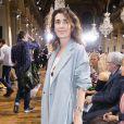 Agnès Boulard (Mademoiselle Agnès) - Défilé Lanvin (collection prêt-à-porter printemps-été 2017) à l'Hôtel de Ville. Paris, le 28 septembre 2016 © Olivier Borde / Bestimage
