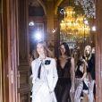 Défilé Lanvin (collection prêt-à-porter printemps-été 2017) à l'Hôtel de Ville. Paris, le 28 septembre 2016 © Olivier Borde/Bestimage