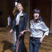 Fashion Week : La ministre Audrey Azoulay assiste à des débuts réussis