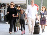 Brangelina, le divorce : Brad Pitt n'a pas vu les enfants depuis une semaine