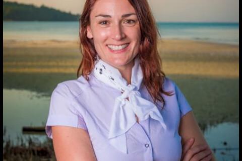 Koh-Lanta, L'île au trésor - Julie : Avoir un bébé n'est plus sa priorité !