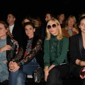 Emmanuelle Béart, Clotilde Courau, Diane Kruger : Pluie de stars chez Elie Saab