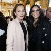 Fashion Week : Demi Moore et Kristin Scott Thomas applaudissent Alber Elbaz