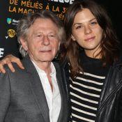 Roman Polanski avec sa fille Morgane : Duo chic et décontracté
