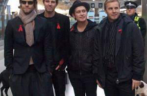 VIDEO + PHOTOS : Les Take That sont de retour et... à Paris !