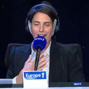 Alessandra Sublet fête ses 40 ans : Émue par sa fille à l'antenne !