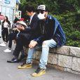 Photo de The Weeknd à Tokyo. Octobre 2016.