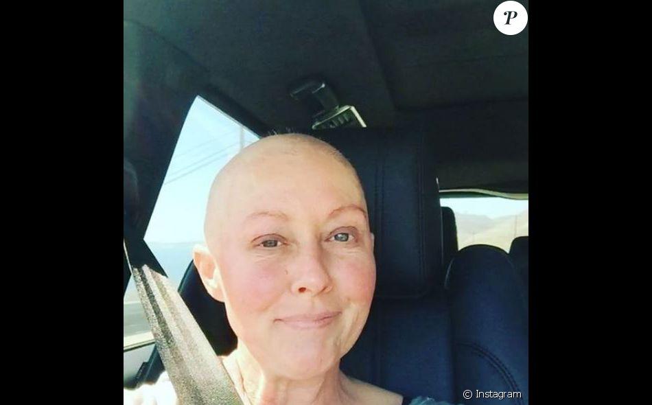 Shannen Doherty sur Instagram, octobre 2016