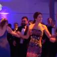 Le prince Frederik et la princesse Mary de Danemark ont ouvert le bal à Washington le 28 septembre 2016 lors d'un gala organisé dans le cadre de leur mission économique de quatre jours aux Etats-Unis. © Facebook Kongehuset (Cour royale de Danemark)