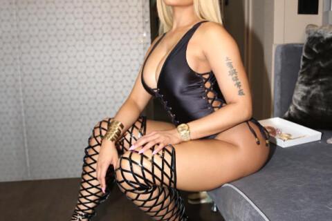 Nicki Minaj : Ultrasexy en lingerie dans le clip de DJ Khaled