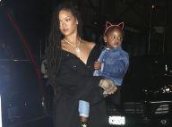 Rihanna : Soirée beauté avec son adorable petite Majesty