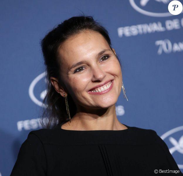 Virginie Ledoyen - Soirée à l'occasion des 70 ans du tout premier festival de Cannes à l'école des Beaux Arts à Paris, le 20 Septembre 2016. © Dominique Jacovides/Bestimage