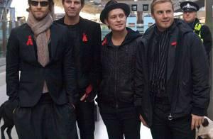 VIDEO + PHOTOS : Les Take That rendent leurs fans hystériques à Paris !