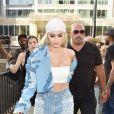 Kylie Jenner arrive au défilé Jonathan Simkhai à l'occasion de la fashion week de New York le 10 septembre 2016. © CPA / Bestimage